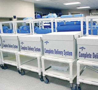 Complete Delivery System Program Medline Australia