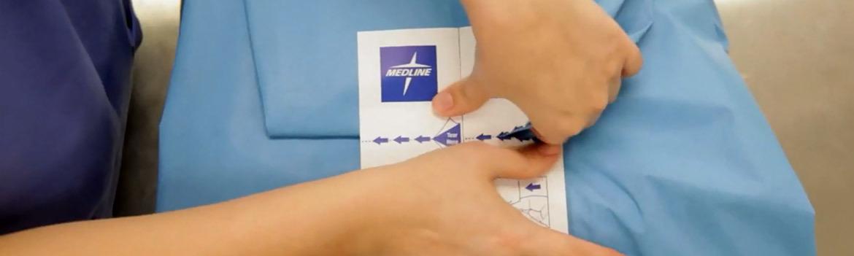 Sterile Procedure Trays_ Medline Australia